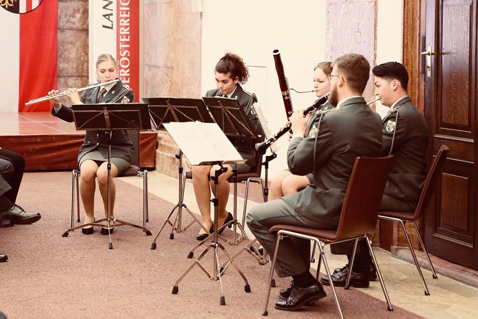 Holzbläser-Quintett